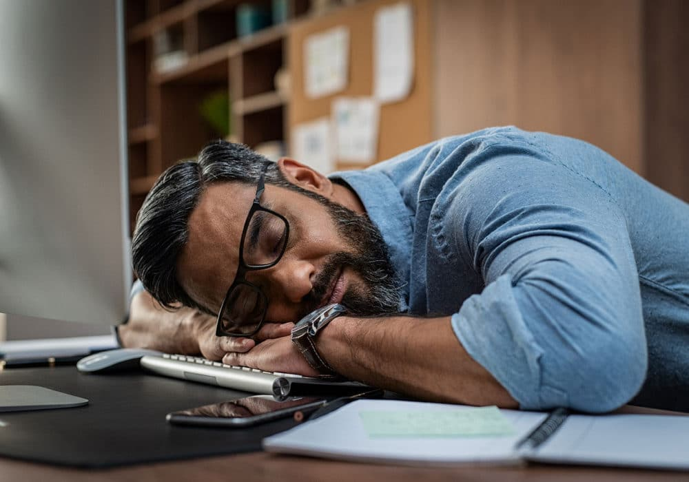 How bad sleep can literally make you go crazy