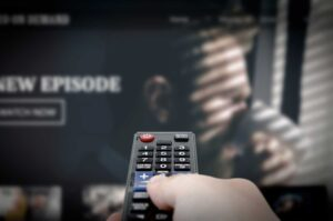 Can binge-watching keep you up at night?